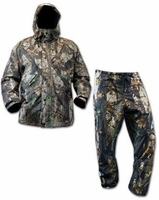Rivers West WeatherBeater Suit Pak Jacket and Pant Set WidowMaker Camo