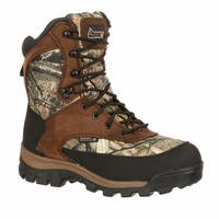 "Rocky Core 8"" 800 Gram Insulated Boots Infinity Camo"