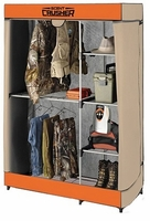 Scent Crusher Hunter's Closet with Ozone Generator