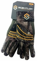 Scentlok Savanna Lightweight Shooters Glove Mossy Oak Breakup Country Camo