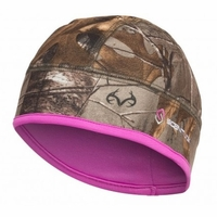 Scentlok Wild Heart Beanie Realtree Xtra with Pink