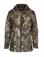 Scentlok Womens Full Season Taktix Jacket Realtree Xtra Camo