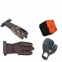 Shooting Gloves & Tabs