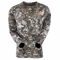 Sitka Gear Core Lightweight Crew Long Sleeve Shirt Elevated II Camo
