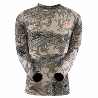 Sitka Gear Core Lightweight Crew Long Sleeve Shirt Open Country