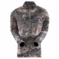 Sitka Gear Traverse Zip-T Long Sleeve Shirt Open Country