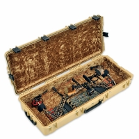 SKB iSeries 4217 Parallel Limb Bow Case Desert Tan