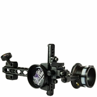 Spot Hogg Fast Eddie XL Single Pin Bow Sight with Free Sight Light