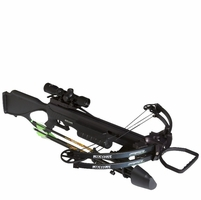 Stryker OffSpring Crossbow Package Black Ops with C2 Crank Cocker