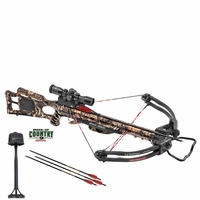 Tenpoint Renegade Crossbow Package with 3x Proview 2 Scope