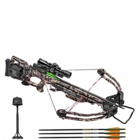 Tenpoint Titan SS Crossbow Package with 3x Pro View 2 Scope and AcuDraw