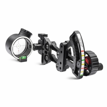 TruGlo Archer's Choice Range Rover Pro 2 Dot LED Sight Black Right Hand
