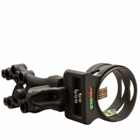TruGlo Carbon XS Xtreme 5 Pin Bow Sight Black with Light