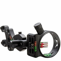 TruGlo Storm 5 Pin Bow Sight with Light