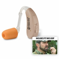 Walkers Game Ear HD Elite Comm - Communicator Package