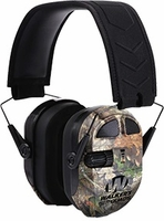 Walkers Ultimate Power Muff Quads Mossy Oak Breakup Country Camo