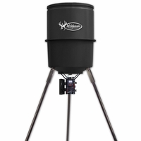 Wildgame Innovations Quick Set 225 30 gal Barrel Feeder