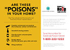 National Poison Prevention Week Infographic (free)