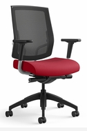 SitOnIt Focus Chair - Mesh High Back