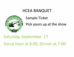 2016 HCEA CONVENTION BANQUET - ORDER NOW