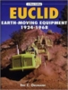 """BACK IN PRINT""  #2420 - Euclid Earth-Moving Equipment 1924-1968"