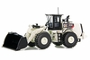 #5036D CAT 972K Wheel Loader - White (TR10005-02)