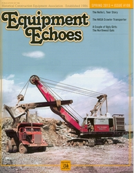 Equipment Echoes  #108 - Spring 2013