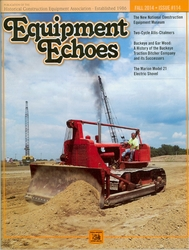 Equipment Echoes #114 - Fall 2014
