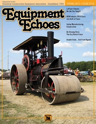 Equipment Echoes #116 - Spring 2015