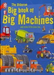 """NEW"" #2606  Big Book of Big Machines and some little ones too..."