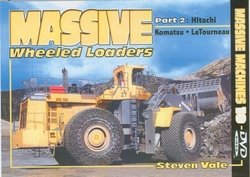 #3035 Massive Machines 10: Massive Wheel Loaders Part 2 Hitachi Komatsu LeTourneau