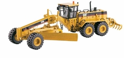 #4644BR 1:50 Scale Caterpillar 24 H Motorgrader (NOR55133)
