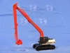 #4645BR Link Belt 250 X3 Long Reach Excavator 1:50 Scale (CON2201.01)