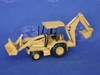 #4647BR Caterpillar 416C Tractor Backhoe/Loader. 1:50 Scale (NZG434)