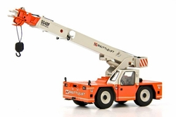 5031D Shuttlelift 5540F Carrydeck Industrial Hydraulic Crane 1:50 Scale (SW2017-0)