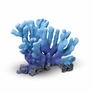 "Aquarium Coral Decor - Blue/Purple, 8.9""x7.1""x6.6"""