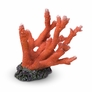 "Aquarium Coral Decor - Red, 10.6""x8.3""x8.7"""