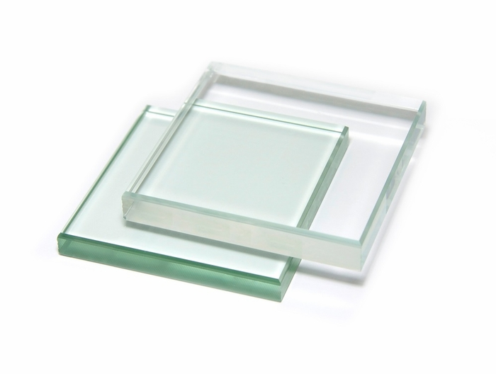 High Clarity Low Iron Glass Cube HCC-8, 2 11 Gallons