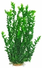 Light Green Med. Leaf 25� Aquarium Plant w/ Weighted Base