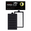 FORZA 15-25 Replacement Filter Inserts with Premium Activated Carbon QTY: 2PCS