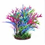 "Plastic Aquarium Plant - 9"" High"