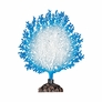 Silicone Coral Branch Decor - Blue/White
