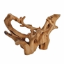 "Sunken Wood Branch Decor 13""x6.3""8.25"""