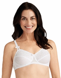 Amoena Karla Lace Soft Cup Pocketed Bra 1057