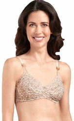 Amoena Lucy Soft Cup Pocketed Bra 1181 - Light Earth