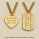 Silver Radiance Cremation Urn Pendant Options