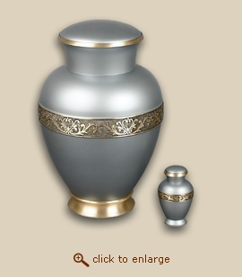 Castle Cremation Urn - Large