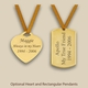 Silver Radiance Pet Cremation Urn Pendant Options