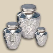 Modern Going Home Cremation Urns