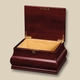 Romance Rose Xlarge wood Cremation Urn